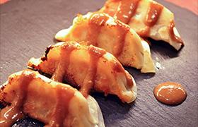 餃子とワイン 果皮と餡 餃子フェス 国営昭和記念公園 2017 立川