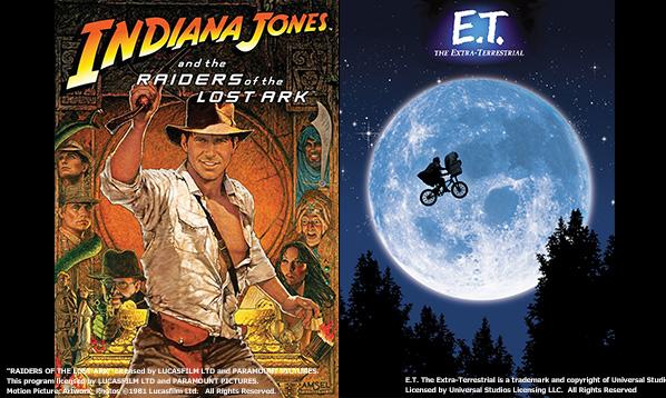 「インディ・ジョーンズ」&「E.T.」in コンサート