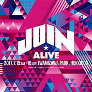 JOIN ALIVE 2017