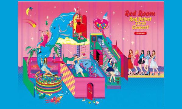 Red Velvet ファーストコンサート