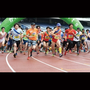 第4回日産スタジアムランニング合コン・5時間耐久リレーマラソン