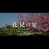 京都料理芽生会「花見の宴」京料理とお茶を楽しむ