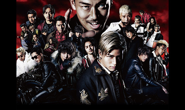HiGH&LOW THE MOVIE 大ヒット御礼舞台挨拶