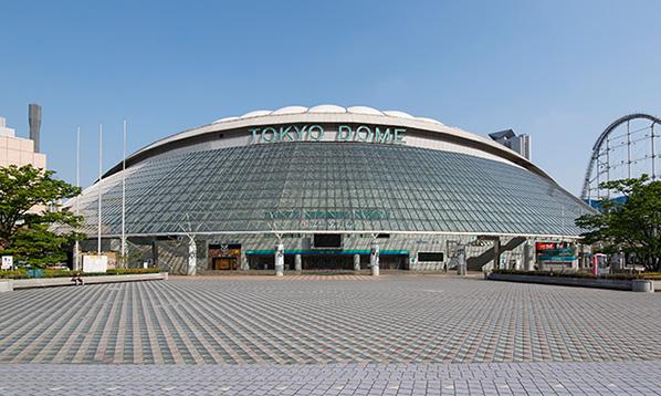 東京ドーム関連するチケット情報
