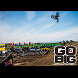 GO BIG 2016 ALL JAPAN FMX CHAMPIONSHIP 2016