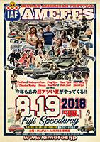 IKURA'S AMERICAN FESTIVAL Amefes2018