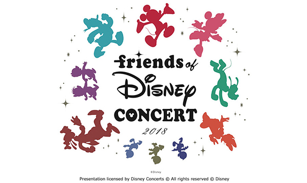 Friends of Disney Concert 2018