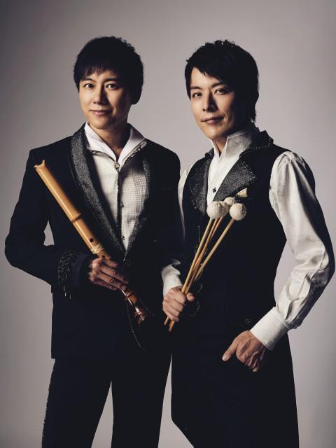 藤原道山×SINSKE ~尺八とマリンバによる世界最小オーケストラ~「十年十色」