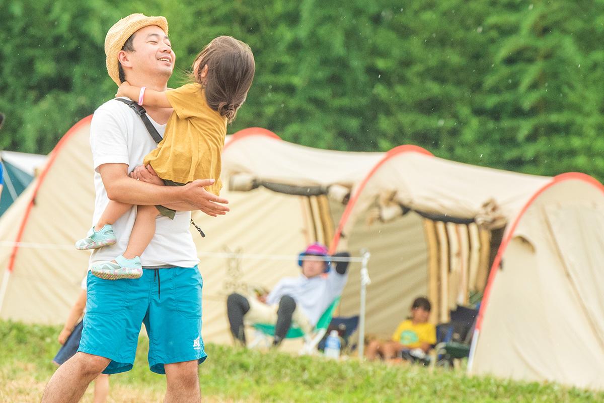 今年は「キャンプ」×「音楽フェス」でよくばりレジャー♪