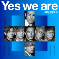CDシングル 2019年03月13日発売 Yes we are