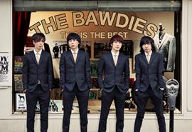 THE BAWDIES