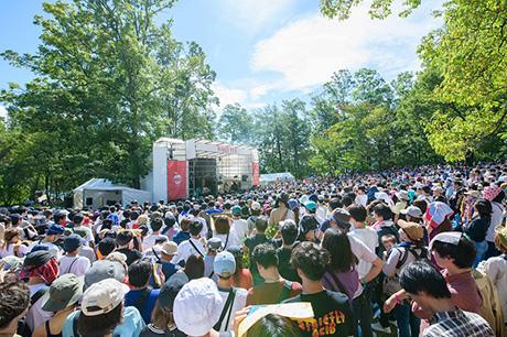 りんご音楽祭2018 U-zhaan×環ROY×鎮座DOPENESS、渡邉和弘