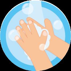 手を洗おう