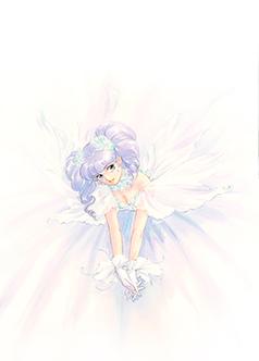 ラフ∞絵 高田明美「魔法の天使 クリィミーマミ」