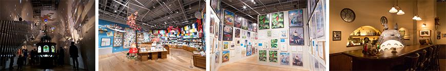 全国各地で開催され、大絶賛のあの『ジブリの大博覧会』が富山市ガラス美術館で開催!