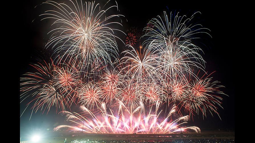 大曲の花火 -春の章- 「世界の花火 日本の花火」