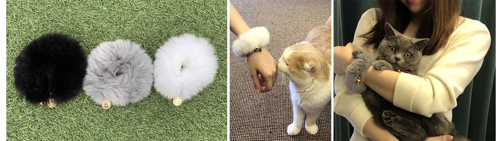 猫ブレスレット