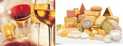 楽しみ方は無限大!~日本ワインと日本のチーズのマリアージュ~<