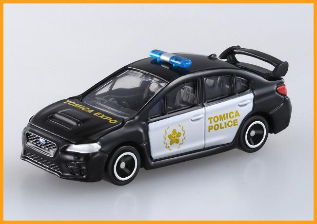 スバル WRX STI Type S トミカタウンパトロールカー