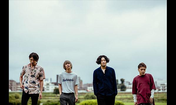 熊本出身の注目バンド