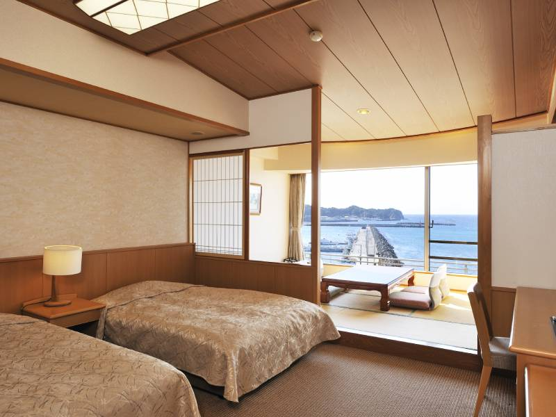 【GWも予約可】勝浦温泉 ホテル三日月宿泊プラン