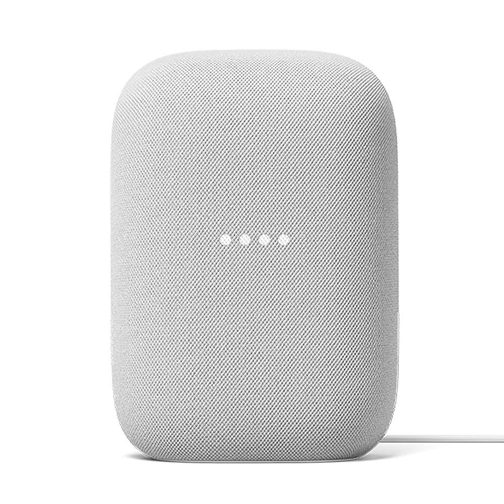 スマートスピーカー Google Nest Audio チョーク GA01420-JP