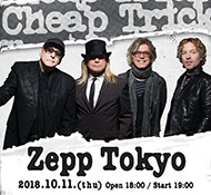 Cheap Trick(チープ・トリック)