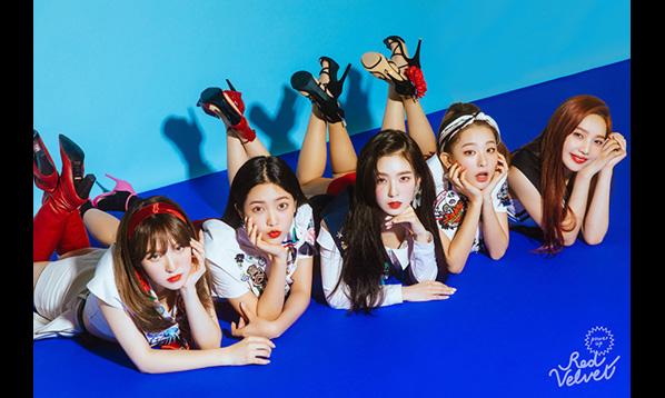 "Red Velvet アリーナツアー""REDMARE"""