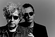 THE JESUS AND MARY CHAIN(ジーザス&メリー・チェイン)