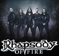 RHAPSODY OF FIRE(ラプソディー・オブ・ファイアー)