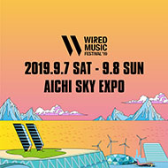 WIRED MUSIC FESTIVAL'19