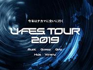 U‐FES. TOUR 2019