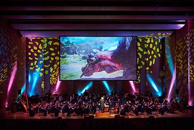 「モンスターハンターオーケストラコンサート 狩猟音楽祭2017 より