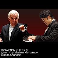 アシュケナージ指揮アイスランド交響楽団 ピアノ:辻井伸行