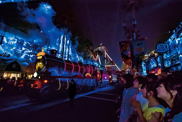 ユニバーサル・スタジオ・ジャパンユニバーサル・スペクタクル・ナイトパレード