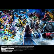 ユニバーサル・スタジオ・ジャパン™がミニオンやハリポタ、ジュラシック・ワールドなど新感覚ナイトパレード