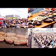"""今年最後の「肉フェス」は""""オモテ""""と""""ウラ""""の2本仕立て!"""