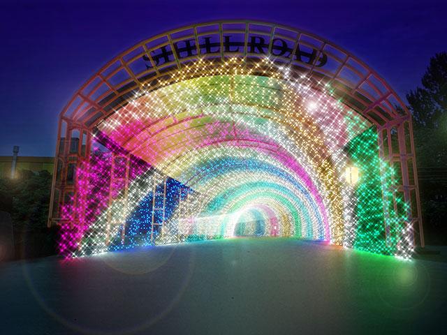 横浜・八景島シーパラダイスクリスマスイベント
