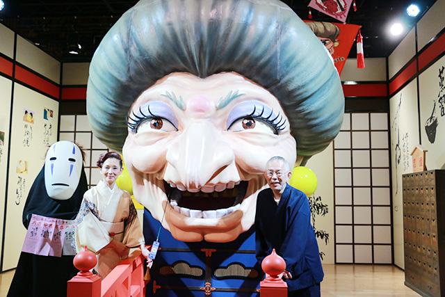 スタジオジブリ約3年ぶりの東京開催はなんと神田明神で開催 鈴木敏夫と