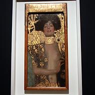 「クリムト展 ウィーンと日本 1900」(東京都美術館)開催中