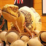 恐竜フクイラプトルが初登場!「恐竜どうぶつ園 2019」プレイベント・共同記者発表会レポート