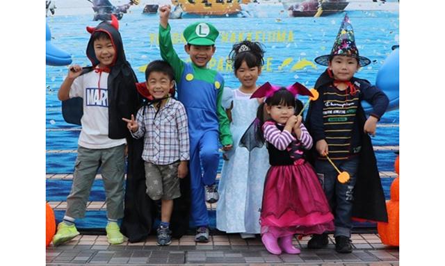 横浜・八景島シーパラダイス2019ハロウィンイベント