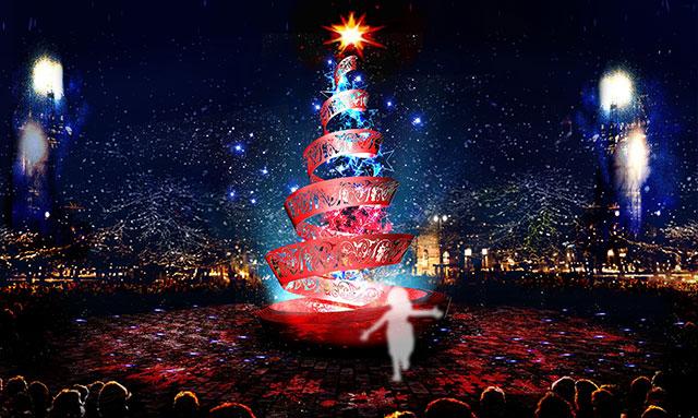 ハウステンボス 大切な人の笑顔があふれる『光の街のクリスマス』登場