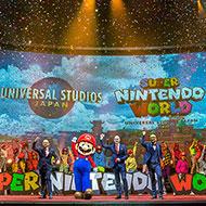 ユニバーサル・スタジオ・ジャパン新エリア『SUPER NINTENDO WORLD』