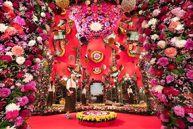 長崎・ハウステンボス「花の街の大収穫祭」旅行気分を満喫!