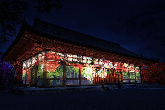 チームラボ東寺