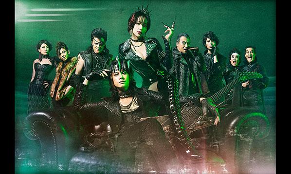 新感線☆RS『メタルマクベス』disc3