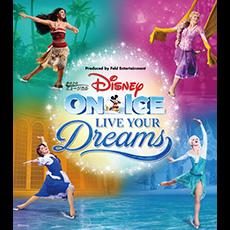 ディズニー・オン・アイス LIVE YOUR DREAMS
