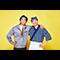 タクフェス 春のコメディ祭!『仏の顔も笑うまで』鈴木裕樹&横山涼 インタビュー