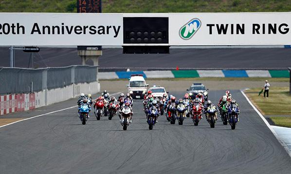 MFJ全日本ロードレース選手権シリーズ